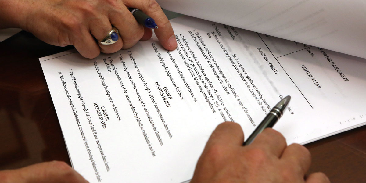 Important Business Documents Kreamer Business Law Article - Legal documents for small business
