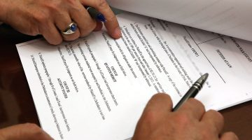 Contract Negotiation & Preparation